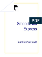 Smooth Wall Express 3 Installation Guide V2