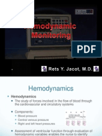 Hemodynamic Monitoring PDF