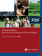 Bank Indonesia Annual Report 2007
