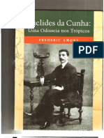 Amory, Frederic - Euclides da Cunha, uma odisséia nos trópicos