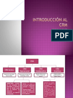 Introduccion Al CRM