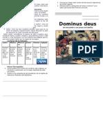 Dominus deus Cafam