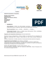 Modelo de Resumen de Historia Clinica Tbmdr Pailitas