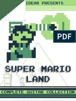 Super Mario Land for Guitar