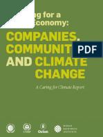 C4C Report Adapting for Green Economy