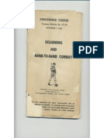 Disarming and Hand to Hand Combat Dec 1, 1942