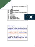 Unidade XIII - Fitocromo e Fotomorfognese