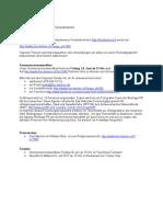 Freidenker Newsletter 17