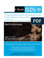Book, 3rd Spring Meeting Bali, Indonesia