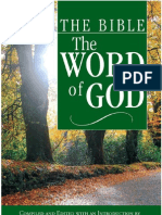 Bible Word God