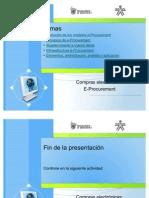 Cadena Suministro Abastecimientos Unidad4-Compras Electronic As