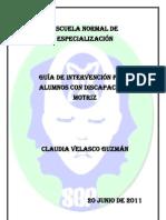 GUÍA DE INETERVENCIÓN cLAU