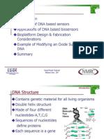 DNA Based Bio Sensors
