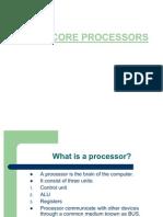 Dual Core Processors Ppt