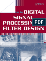 036-B. a. Shenoi-Introduction to Digital Signal Processing and Filter Design