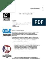 Acta 05