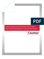 Web Content Management White Paper