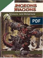 Manual Dos Monstros - Português Parte 1