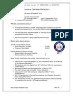 Census of India Tamil Nadu 2011 Details