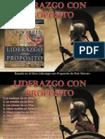 Introduccion-Liderazgo Con Proposito