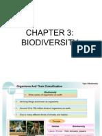 Biodiversity.