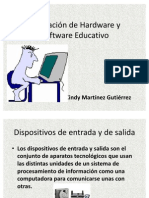 Evaluación de Hardware y Software Educativo