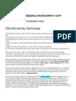 Micro Array Chip
