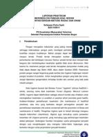 Uji Sanitasi dengan Teknik RODAC dan Swab