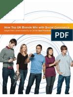 Best Practices in Social Commerce