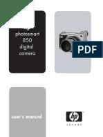 HP Photo Smart Manual