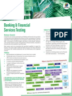 Services Testing-services PDF BFSI Banking