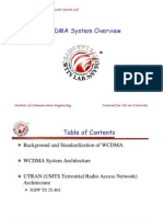 3G 05 Oveview of WCDMA