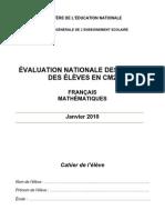 Livret 2010 des évaluations nationales en Cm2