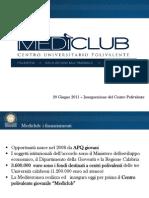 Presentazione MedìClub