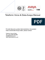 Avaya 5402 Manual
