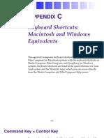 Avid Shortcuts