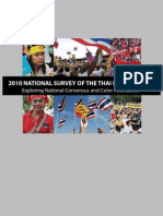 Thailand National Survey 2010