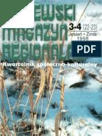 Kociewski Magazyn Regionalny nr 22-23