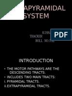 Extra Pyramidal System