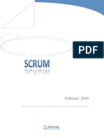 Scrum Guide Feb 2010