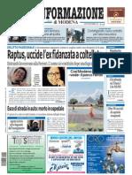 L'Informazione di Modena edizione del 21-06-2011