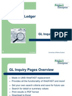 General Ledger Power Point Presentation
