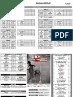 Trofintas Cup 11 - Escolas - Resultados Finais