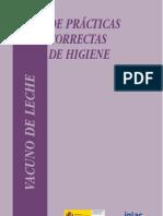 Guia de Practicas Correctas de Higiene - Vacuno Leche 2005