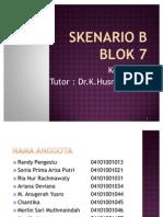 Skenario b blok 7