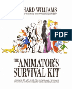 Drawing - Richard Williams - The Animator's Survival Kit