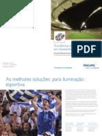 Brochura de Esportes