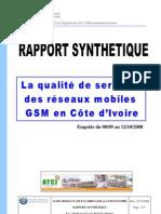 Rapport Recapitulatif Atci