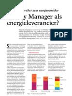 Facility Manager Als Energieleverancier - Facto Juni 2011