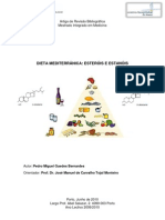 Dieta MediterrnicaEsteris e Estanis Pedro Bernardes